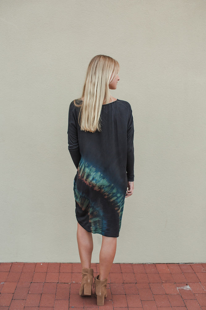 Load image into Gallery viewer, Astoria Dress - Peacock