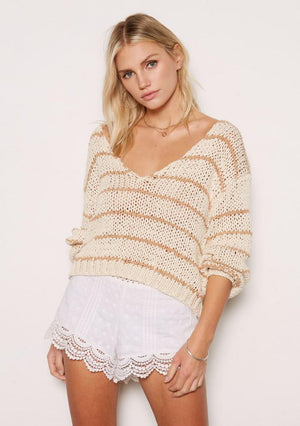 Load image into Gallery viewer, Caly Sweater - Front View