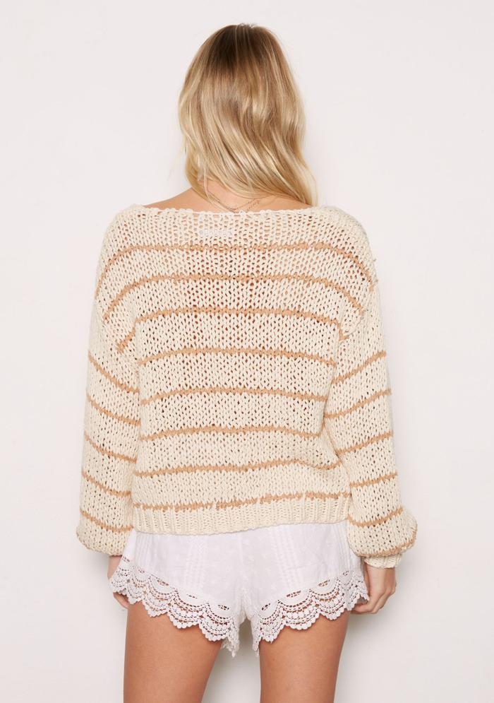 Load image into Gallery viewer, Caly Sweater - Back View