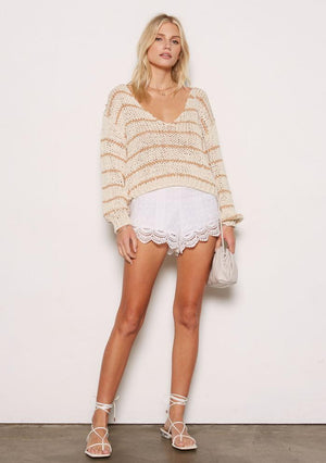 Load image into Gallery viewer, Caly Sweater - Full View Front