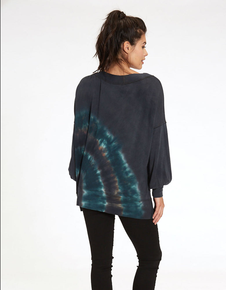 Load image into Gallery viewer, Chilled Sweatshirt - Peacock