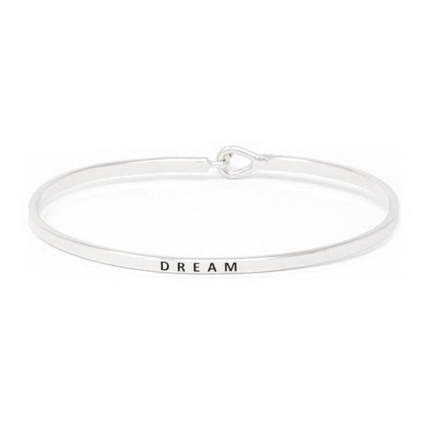 DREAM Inspirational Bracelet - Jaffi's