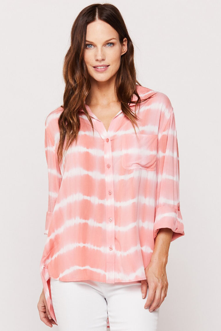 The Elisa Button Down