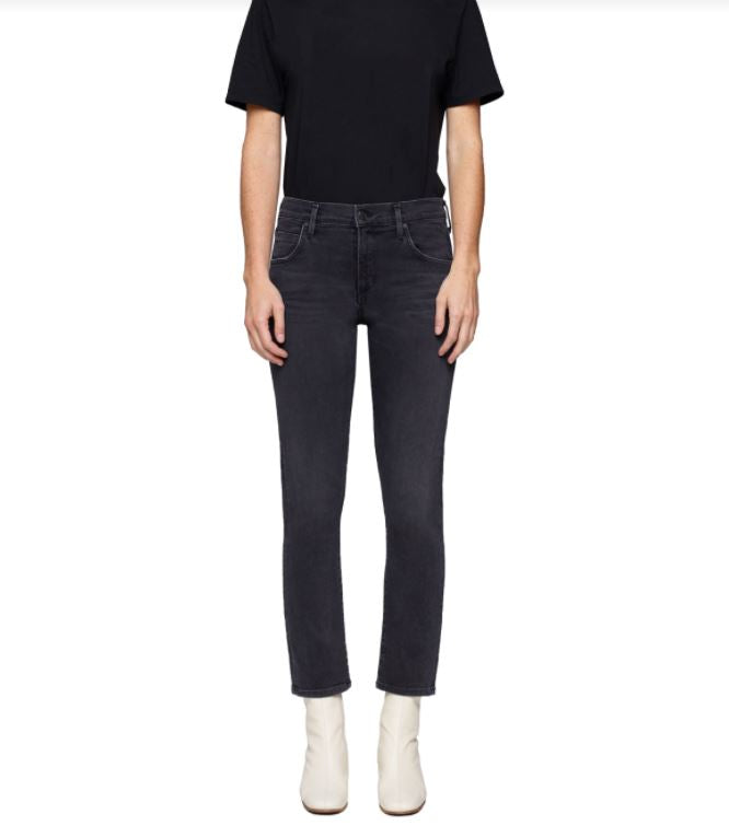 Elsa Mid Rise Slim Fit - Reflection