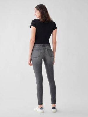 Load image into Gallery viewer, Florence Mid Rise Ankle Skinny - Drizzle