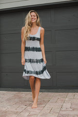 Frolic Tank Dress - Dream Wave - Jaffi's