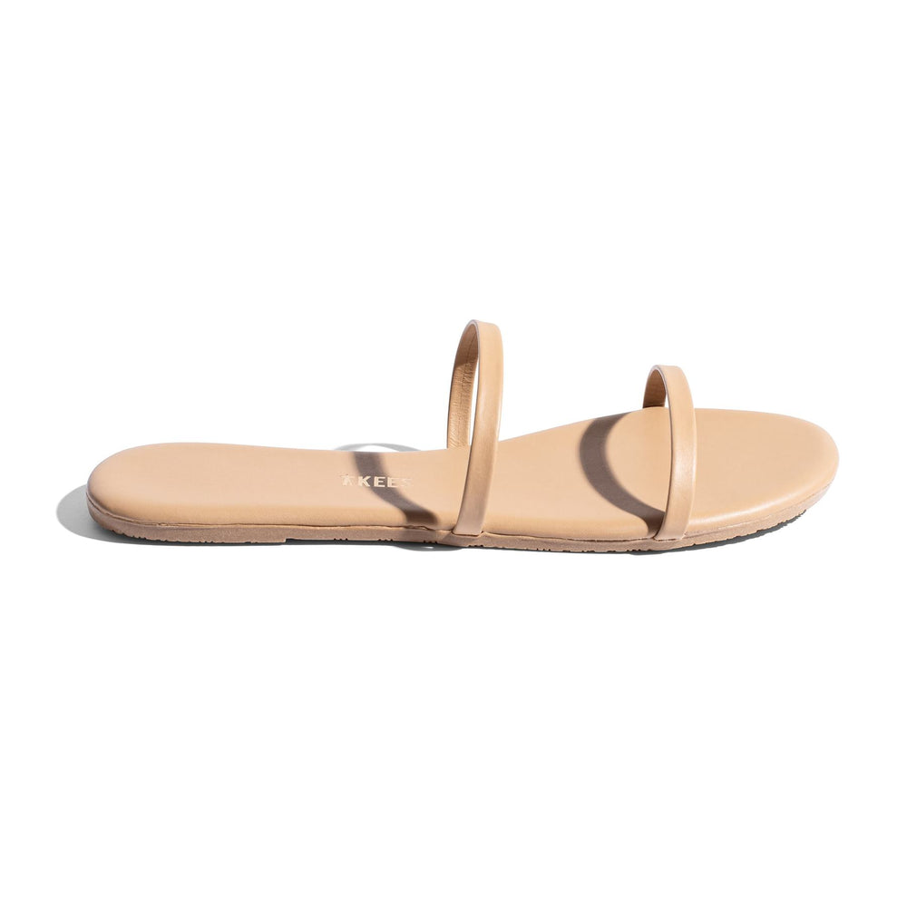 Load image into Gallery viewer, Gemma Vegan Sandal - Matte Sunkissed