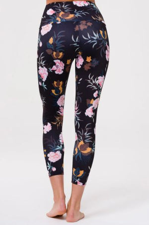Load image into Gallery viewer, High Rise Midi Legging - Kiku