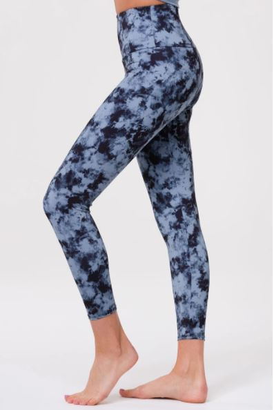 Load image into Gallery viewer, High Rise Midi Legging - Moonstone