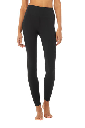Load image into Gallery viewer, High Waist Solid Vapor Legging