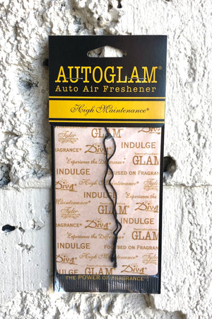 Load image into Gallery viewer, Auto Glam Car Air Freshener - Jaffi's