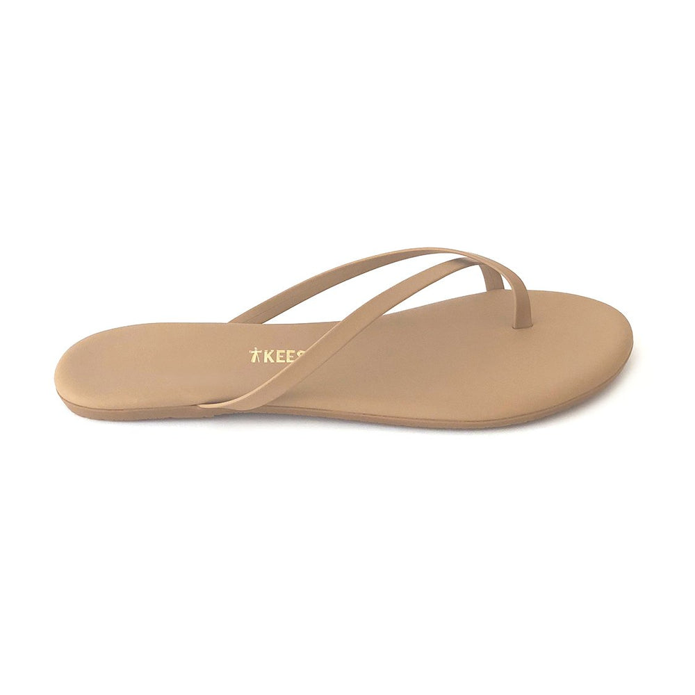 Load image into Gallery viewer, Riley Vegan Sandal - Matte Nude