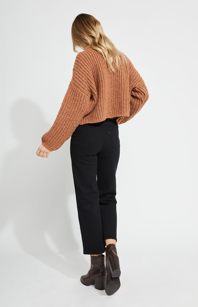 Load image into Gallery viewer, Parvene Pullover Sweater