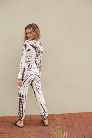 Load image into Gallery viewer, Tie Dye Classic Slim Jogger