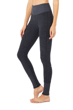 Load image into Gallery viewer, High Waist Alosoft Lounge Legging