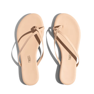Load image into Gallery viewer, Riley Vegan Sandal - Matte Sunkissed