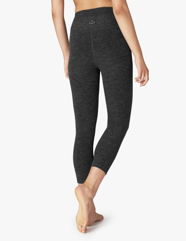 Load image into Gallery viewer, Space Dye High Waist Capri