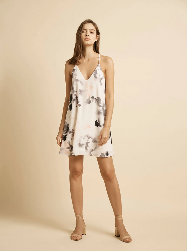Tanner Slip Mini Dress - Monet