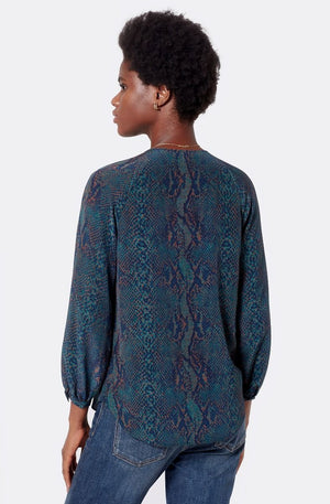 Load image into Gallery viewer, Shariana Silk Blouse