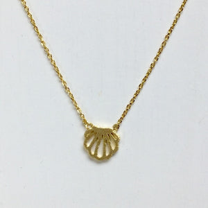 Load image into Gallery viewer, Seashell Necklace