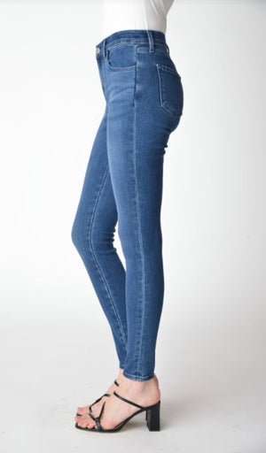 Load image into Gallery viewer, Sophia Mid Rise Skinny - Intrepid