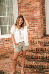 The Easy Linen Short