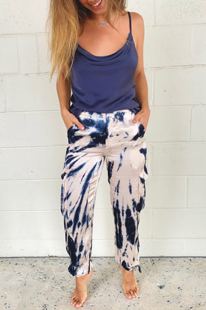 Load image into Gallery viewer, Tie Dye Janelle Pant