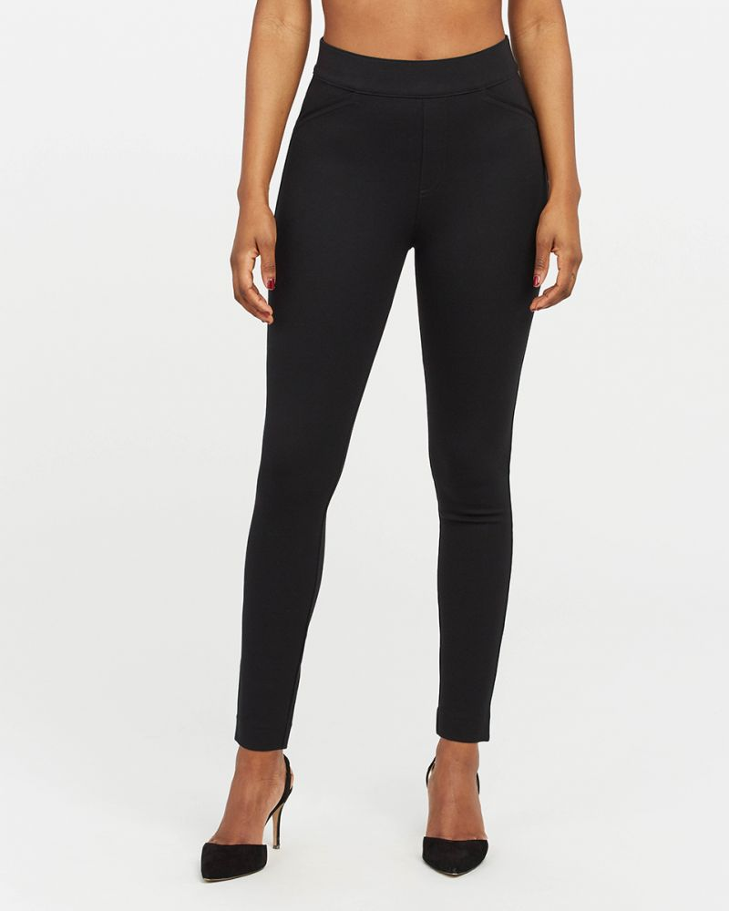 The Perfect Black Pant - Backseam Skinny Ankle