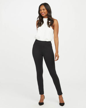 Load image into Gallery viewer, The Perfect Black Pant - Backseam Skinny Ankle