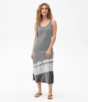 Load image into Gallery viewer, Cali Tie Dye Front to Back Dress
