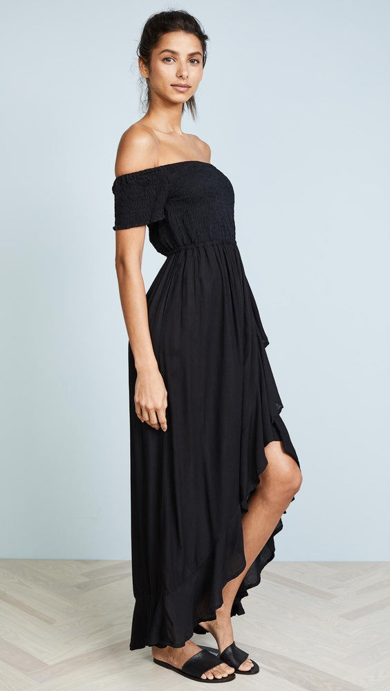Load image into Gallery viewer, Cheyenne Dress - Black