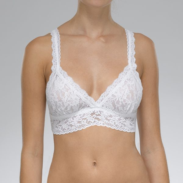 Load image into Gallery viewer, Sig Lace Crossover Bralette