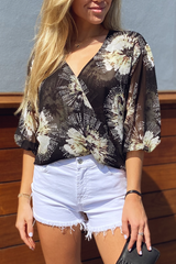 The Drop Shoulder Blouse