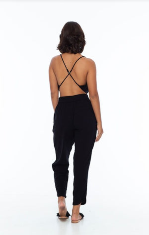 Load image into Gallery viewer, Polina Cowl Neck Camisole