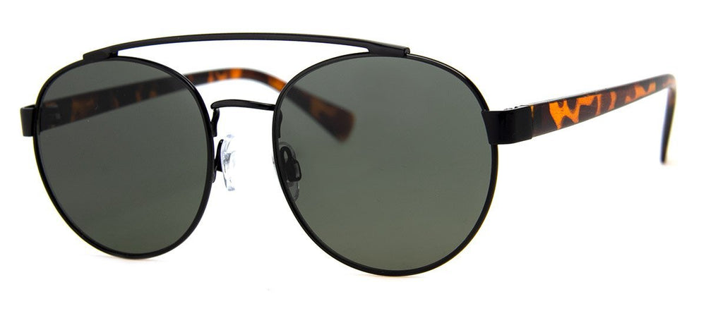 Load image into Gallery viewer, The Branded W - Round Metal Aviator Sunnies