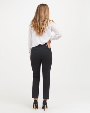 Load image into Gallery viewer, The Perfect Black Pant - Slim Straight