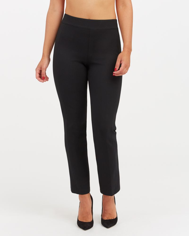 The Perfect Black Pant - Slim Straight