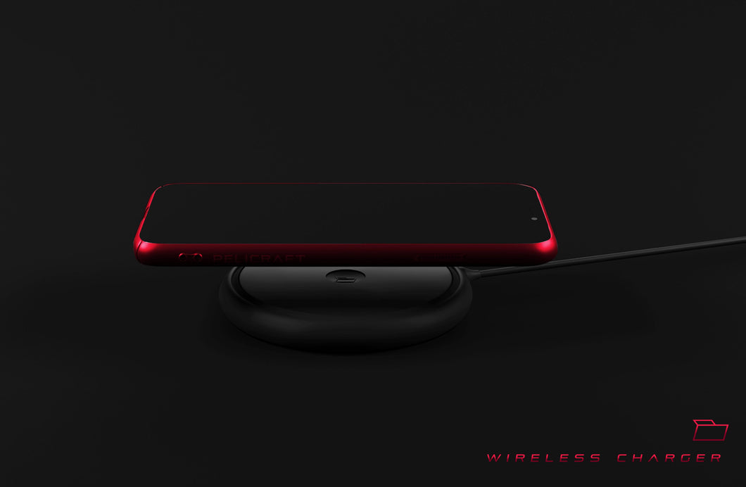 HIGH-SPEED WIRELESS CHARGER WITH ANTI-SLIP PAD
