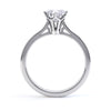 6 Claw Diamond Solitaire Ring - BK1002