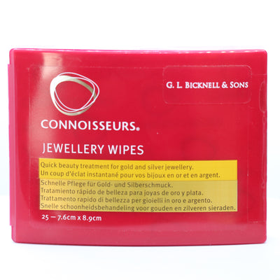 Pack of Jewellery Wipes - 75-02-023