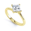4 Corner Claw Diamond Solitaire Ring - BK1010
