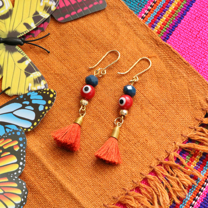 No. 124 | Ojo Earring Set