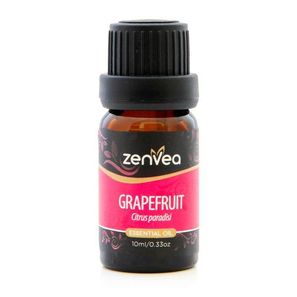 Zenvea Grapefruit Essential Oil-Zenvea