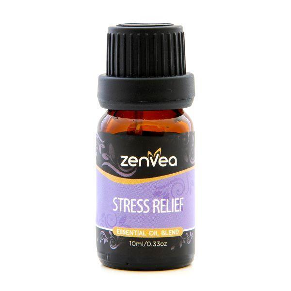 Zenvea Stress Relief Blend Essential Oil