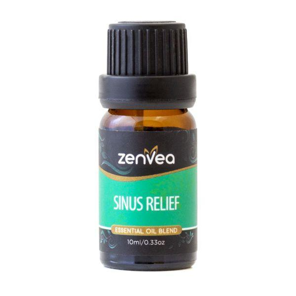Zenvea Sinus Relief Blend Essential Oil