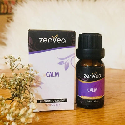 Zenvea Calm Essential Oil Blend-Zenvea
