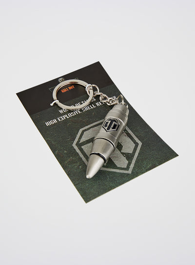 World of Tanks Keychain High Explosive Shell