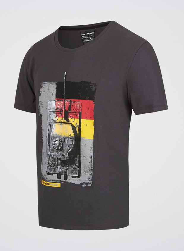 World of Tanks German Colors T-shirt