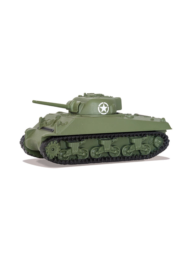 World of Tanks diecast model Sherman M4A3 1:72