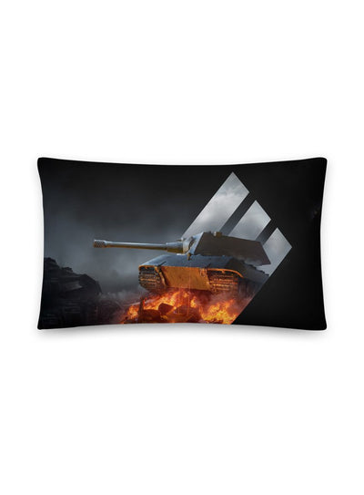 World of Tanks Pillow Special Edition